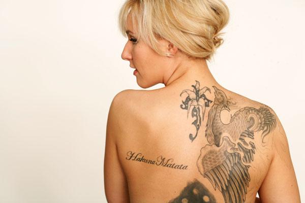 Jak Usunąć Tatuaż Dr Marek Wasiluk Medycyna Estetyczna Bez