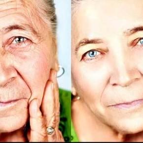 Dwa komponenty starzenia twarzy – wykład i slajdy