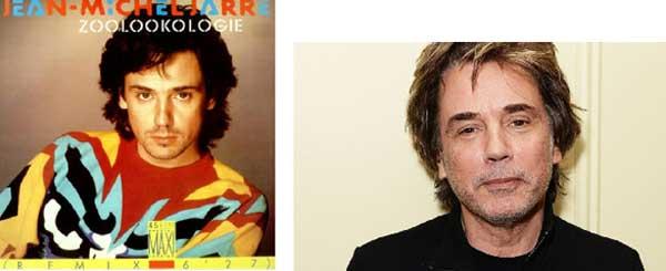 Atrakcyjność Jean Michel Jarra nie zmalała z wiekiem