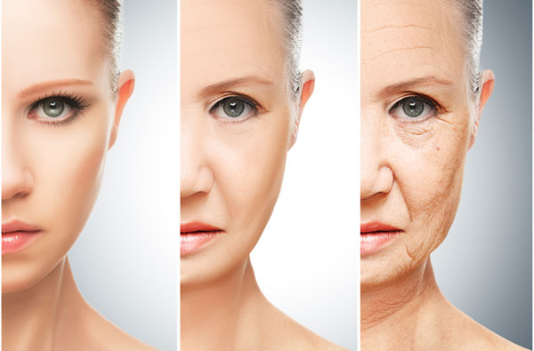 kolagen a starzenie