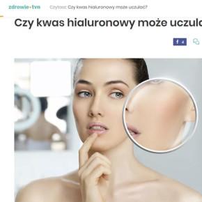 Pytania i odpowiedzi z zdrowie.tvn.pl