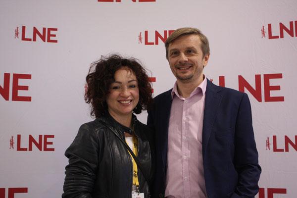 Kamila Wasiluk i Marek Wasiluk (fot. Joanna Siemińska)
