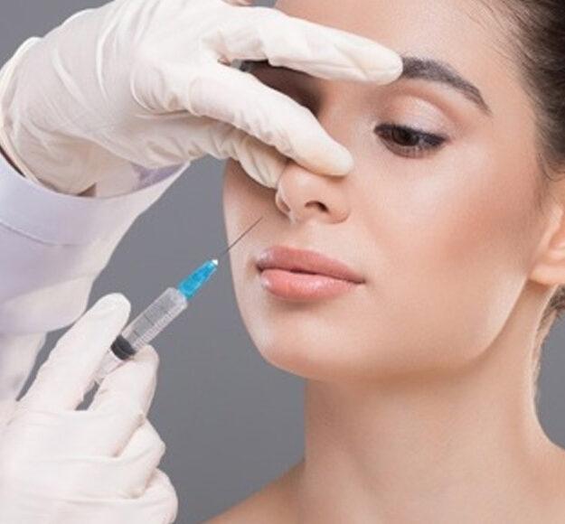 zabiegi kwasem hialuronowym na nos