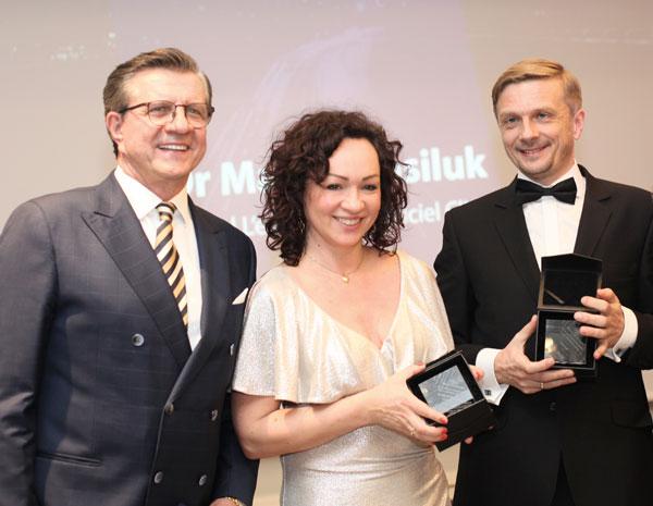 od lewej: Zbigniew Chajzer, Kamila Wasiluk, Marek Wasiluk (fot. materiały prasowe)