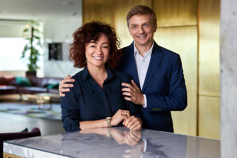 Kamila Wasiluk i Marek Wasiluk