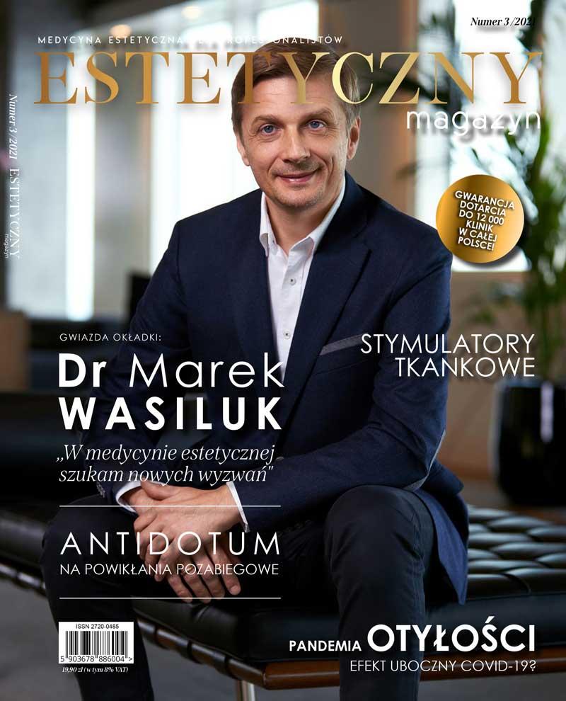 okładka czasopisma Estetyczny Magazyn