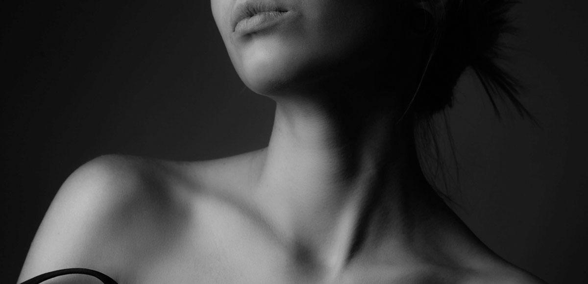 Blizna pooparzeniowa na szyi (prawdziwy przypadek)