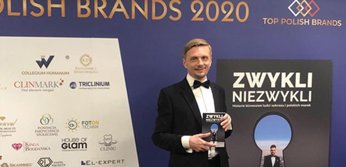 Gala Top Polish Brands – PANEL LUDZI BIZNESU (fragment wystąpienia)
