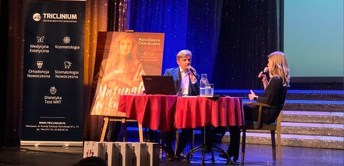 Kolory Kobiet w Teatrze Sabat  - wykład dla słuchaczek Radia Kolor