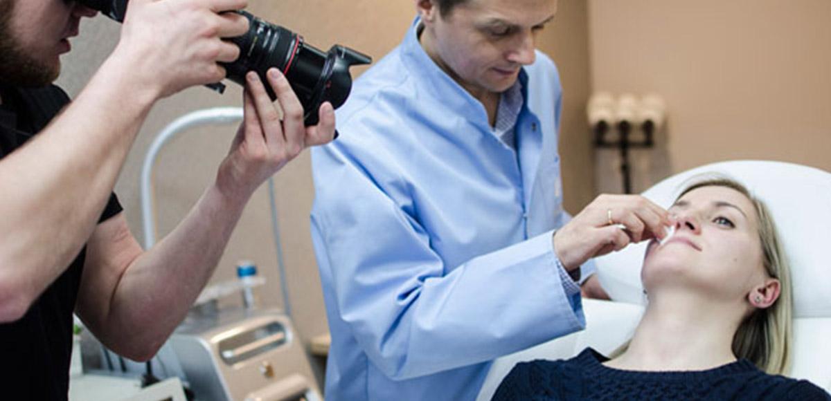 Kulisy kręcenia filmów z cyklu Medycyna estetyczna bez tajemnic